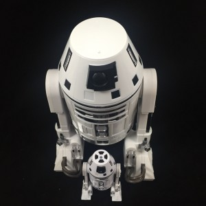 R0-4LO from Disney's exclusive The Force Awakens Droid Factory set.