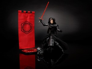 STAR WARS THE BLACK SERIES 6-Inch Kylo Ren Pack - oop1