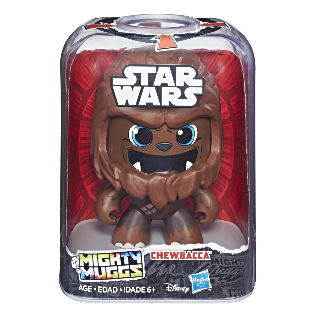 Mighty Muggs -Chewbacca pkg (1)