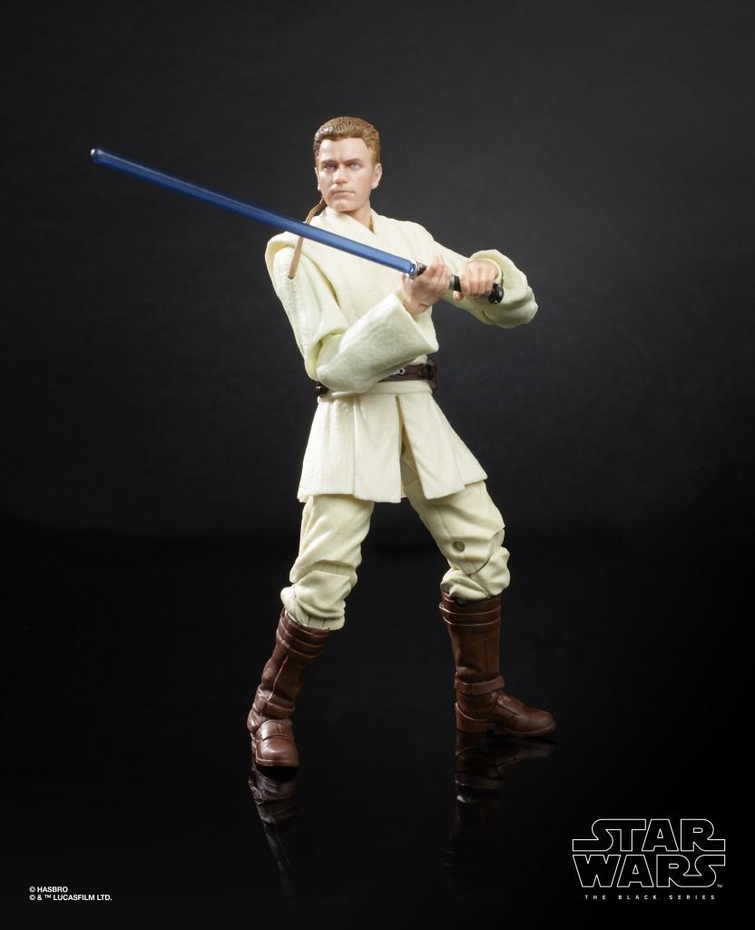 STAR WARS THE BLACK SERIES 6-INCH Figure Assortment - Obi-Wan Kenobi (oop 2)
