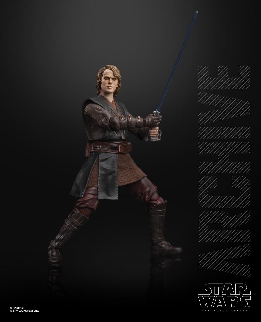 STAR WARS THE BLACK SERIES ARCHIVE 6-INCH Figure Assortment - Anakin Skywalker (oop 1)