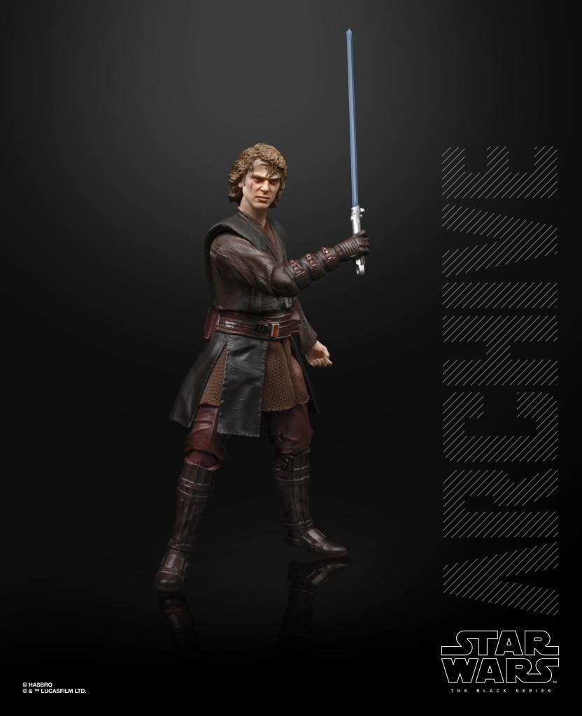 STAR WARS THE BLACK SERIES ARCHIVE 6-INCH Figure Assortment - Anakin Skywalker (oop 3)