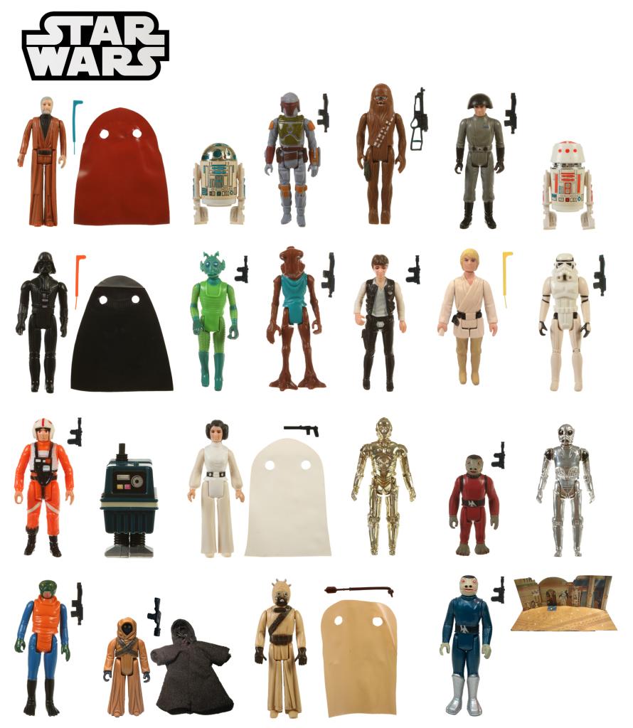 Star Wars AF 1977