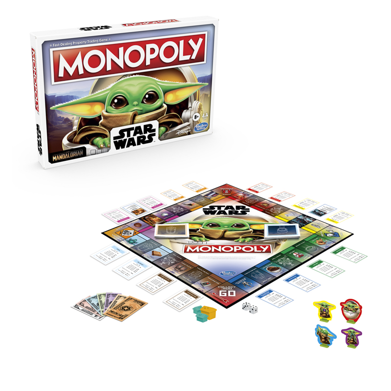 monopoly star wars the child edition - oop (2)-sm