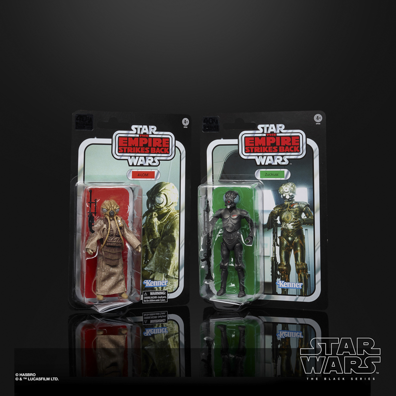 star wars the black series 6-inch 4-lom and zuckuss figure 2-pack - in pck (2)-sm