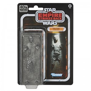 star wars the black series 6-inch han solo (carbonite) figure - in pck-sm