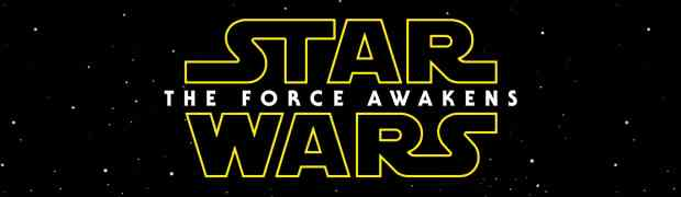 Episode VII's Title finally Awakens!