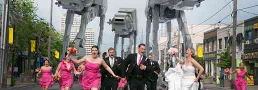 When Rebels Marry!