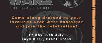 The Black Series to Debut Over the Pond!