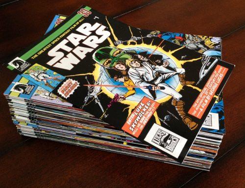 Star Wars Returns to Marvel Comics