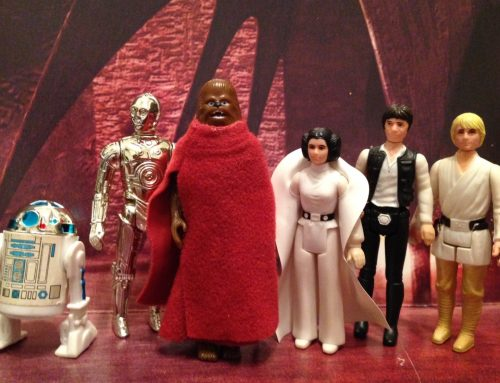 The Star Wars Holiday Special Action Figure Celebration