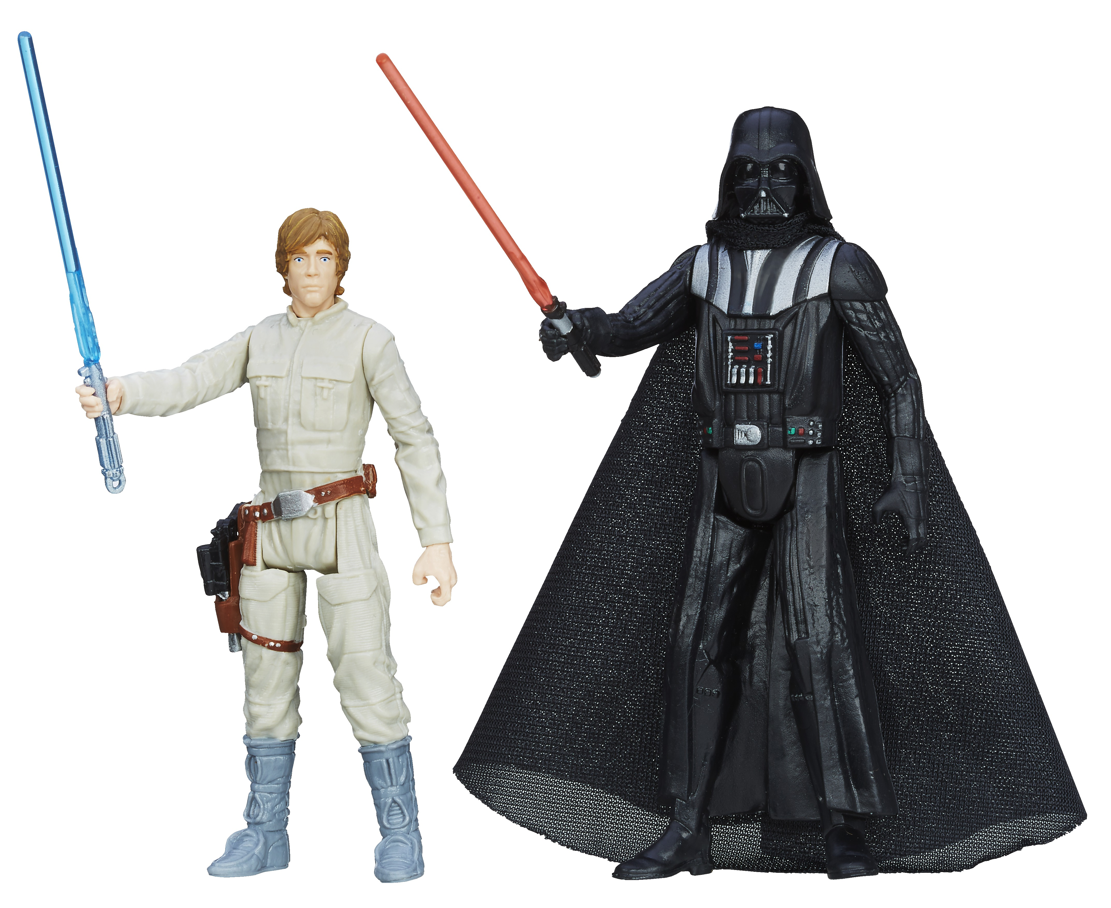 STAR WARS MISSION SERIES DARTH VADER VS LUKE SKYWALKER A5920