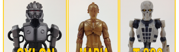 When Sci-Fi influences Star Wars Toys