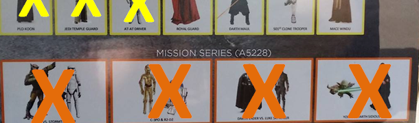 Speculative Star Wars Rebels & Ep VII Figures