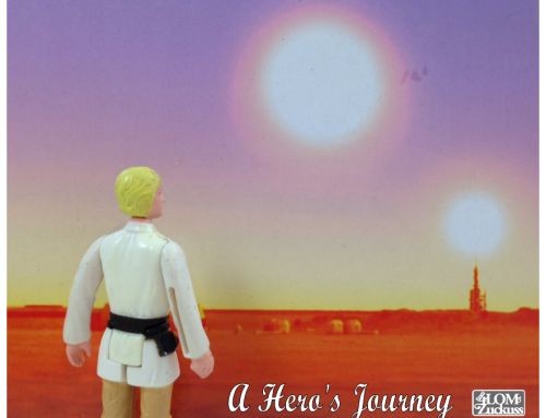 Figure Thoughts: The Hero's Journey of Episode VII