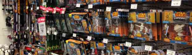 "The (Rebels Toy) Force Awakens At Toys ""R"" Us in Canada!"