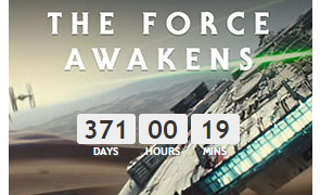 Countdown 'till The Force Awakens