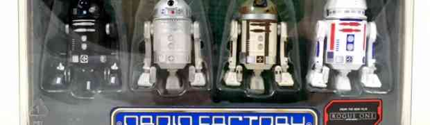 Disney Droid Factory Guide Welcomes R2-BOO and Friends