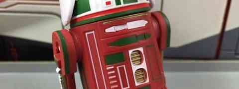 Disney Droid Factory Guide is Fully Opperational