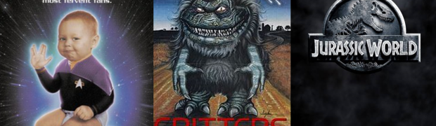 Critters, Trekkies and Dinosaurs - Filmography Updated