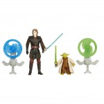 STAR WARS TFA 3.75IN Figure 2-Pack_Anakin Yoda