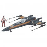 STAR WARS TFA POE DAMERON'S X-WING Vehicle