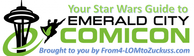 Your Star Wars Guide to Emerald City Comicon 2017