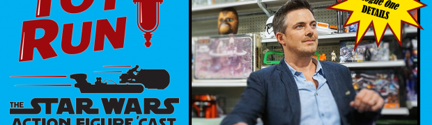 TOY RUN: Episode 16 - Meet Steve Evans, Hasbro's Design Director