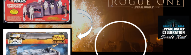 A Kenner Creation in Rogue One?