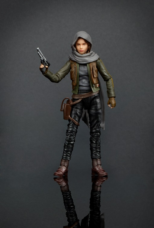 STAR WARS THE BLACK SERIES 6-Inch Jyn Erso Pack - oop