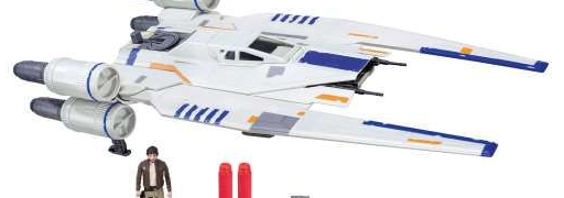 First Look at Rogue One's Hasbro U-Wing Starfighter