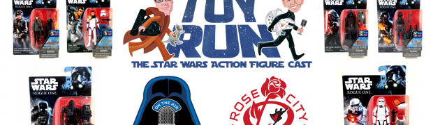 TOY RUN - Episode 28: Going Rogue In The City Of Roses!