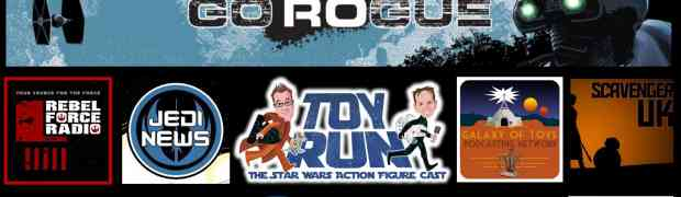 TOY RUN Episode 30: Rogue Friday World-Wide