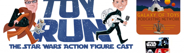 TOY RUN Episode 33: Rogue One 5POA Review Time
