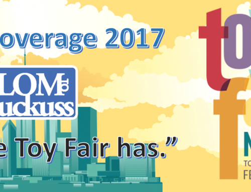 Toy Fair 2017 Coverage