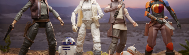 Forces of Destiny Adventure Figures Press Release