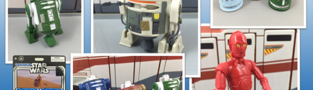 Disney's Droid Factory Exclusives Update