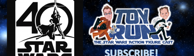 TOY RUN Episode 61 - Celebrating 40 Years of Star Wars