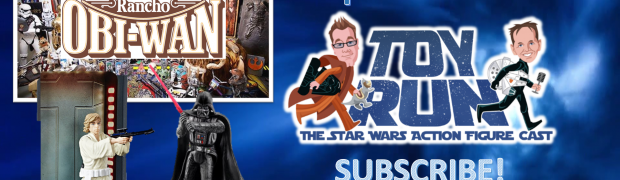 TOY RUN Episode 63 - Titanium Action Figures: Then and Now