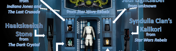 Thrawn's SDCC Exclusive Easter Eggs