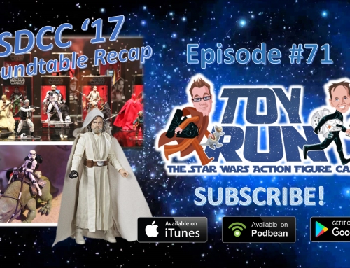 TOY RUN: The SDCC '17 Episodes