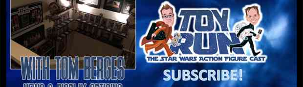 TOY RUN Episode #67: News and Display Options with Tom Berges