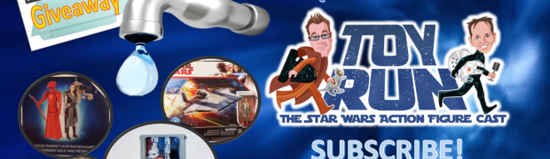 TOY RUN Episode 73: The Last Jedi Leaks