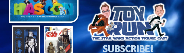 TOY RUN Episode 77 - News from HASCON