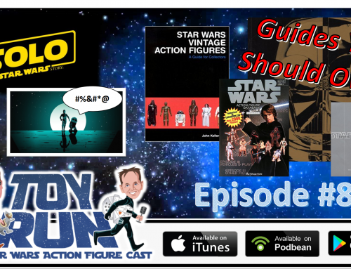 TOY RUN Episode 82 – Star Wars Action Figure Guides You Should Own