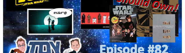 TOY RUN Episode 82 - Star Wars Action Figure Guides You Should Own