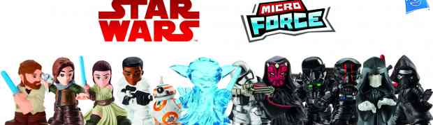 Micro Force & Fighter Pods Figure Checklists