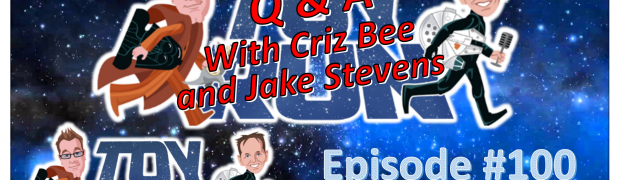 TOY RUN Episode 100 - Q&A with Criz and Jake & Giveaways!