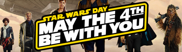 Happy Star Wars (& Solo Tickets) Day!