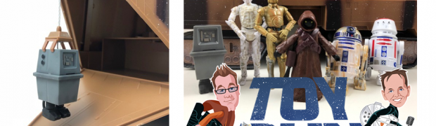 TOY RUN Episode 133: News, Reviews & the Disney Sandcrawler